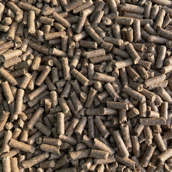 a picture of Chestnut Fibre Nuts horse feed