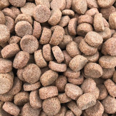 a photo of Beef with Vegetable Working Dog Food